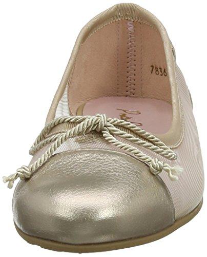 Pretty Ballerinas41661 - Ballerine Donna Beige (Beige (Ami Arena/Red Mies))