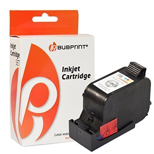 Bubprint Druckerpatrone kompatibel für HP 78 HP78 für Designjet 750C Deskjet 1220C 3820 6122 916C 920C 930C 9300 940C 950C 970CXI 980CXI 990CXI Color -