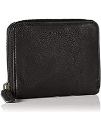 Marc O'Polo Damen Zip Wallet M Geldbörse, 9.5 x 2.3 x 11.5 cm