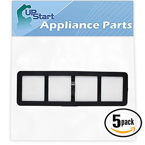 Eureka-pet Filter (5er Pack Ersatz Eureka Airspeed ABS Pet Vakuum HEPA-Filter–Kompatibel Eureka ef-6HEPA Filter)
