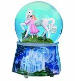 Spieluhrenwelt 25217 Boule à Paillettes Licorne