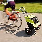 B-Tourist marone Einkaufswagen Trolley Fahrradanhänger Tragkraft 25kg