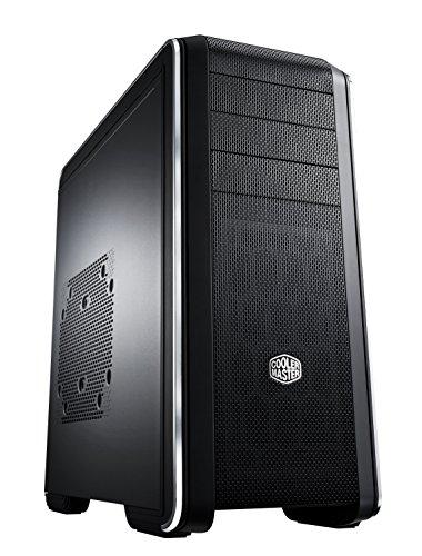 Cooler Master CM 690 III Case per PC 'ATX, microATX, USB 3.0, Pannello Laterale in maglia' CMS-693-KKN1