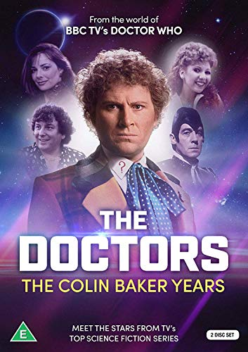 The Doctors: The Colin Baker Yea...