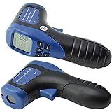 Ehdis Digital LCD Laser Photo Tachymètre Pas de contact RPM Meter Moteur Vitesse Gauge Gun Style Surface Speed Tach Meter Speedo