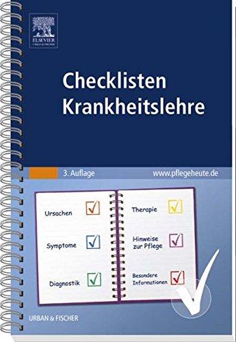 Checklisten...