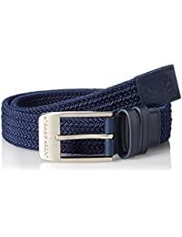 2017 Under Armour Braided Mens Stretch-fit Woven Golf Webbing Belt