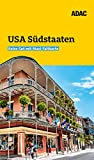 ADAC Reiseführer plus USA Südstaaten: mit Maxi-Faltkarte zum Herausnehmen