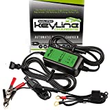 KeyLine Chargers KC-125-MPXP 12V 1.25 Am...