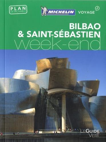 Descargar Libro Guide Vert Week End Bilbao San Sebastian Michelin de Michelin