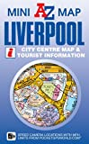Liverpool Mini Map (A-Z Mini Map)