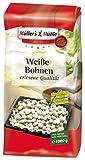 Müller's Mühle - Weiße Bohnen - 1000g