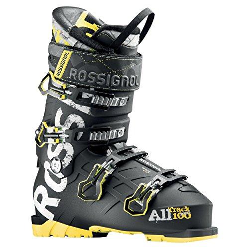 Henry Brubaker Sac /à chaussures de ski PROFESSIONAL noire//gris