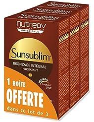 Nutreov Sunsublim Bronzage Intégral 2x30 Capsules