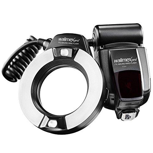Walimex Pro TTL Ringblitz für Canon