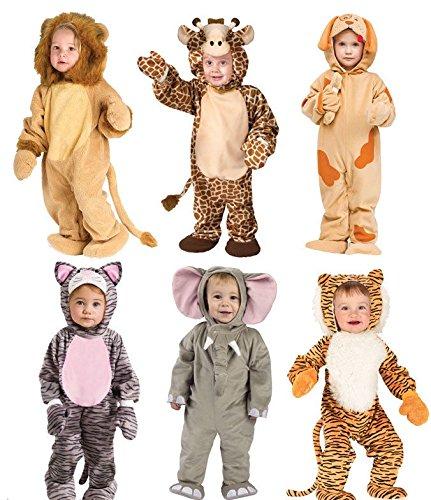 Save  sc 1 st  Desertcart & Baby Toddler Girls Boys Lion Elephant Kitten Cat Puppy Dog Giraffe ...
