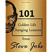 101 Golden Life Changing Lessons From Steve Jobs (English Edition)
