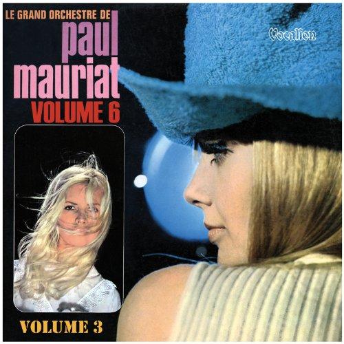 Paul Mauriat-cd (Paul Mauriat 3 & 6)