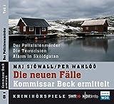 Die neuen Fälle - Kommissar Beck ermittelt: Hörspiele, 6 Audio-CDs - Maj Sjöwall