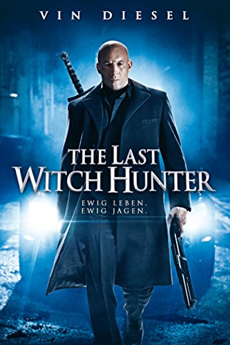 The Last Witch Hunter Film