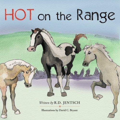 Hot on the Range (English Edition) por R.D. Jentsch