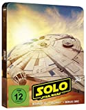 Solo: A Star Wars Story 3D Steelbook [3D Blu-ray] [Limited Edition] -