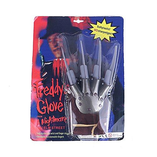 laue Glove Hallowmas Prop Halloween Paw Glove Toy Party Supplies ()