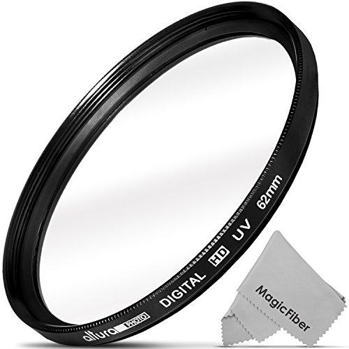 62mm Altura Photo UV Ultraviolet Lens Protection Filter for Tamron 70-300mm f/4.0-5.6 , AF 18-200mm f/3.5-6.3, AF 18-270mm f/3.5-6.3, Sigma 18-250mm f3.5-6.3, 30mm f/1.4, 105mm f/2.8 Lenses  available at amazon for Rs.1354