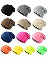 ILOVEDIY Bonnet Jersey tricoté Chapeau unisexe Beanie Hip-Hop printemps / été pour Hommes Femmes