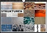 Strukturen (Wandkalender 2014 DIN A4 quer): Strukturen, Oberflächen, Muster, Materialien (Monatskalender, 14 Seiten)