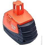 Hilti - Batería atornillador, taladradora, perforadora… HILTI reconditionnée 18V 3Ah - 00370101