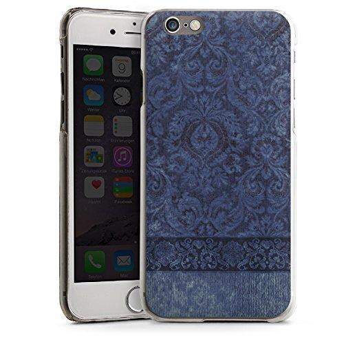 Apple iPhone 4 Housse Étui Silicone Coque Protection Ornements Motif Motif CasDur transparent