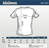 Idakoos Real Men Love Roller Derby - Sports - T-Shirt
