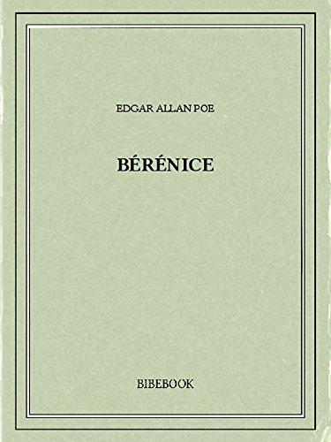 Couverture du livre Bérénice
