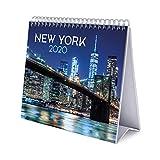 Erik - Calendrier de Bureau 2020 New York - 17 x 20 cm...