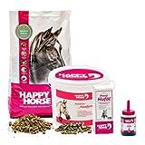 Happy Horse Hufschutz Bundle Pferdefutter Hufkur