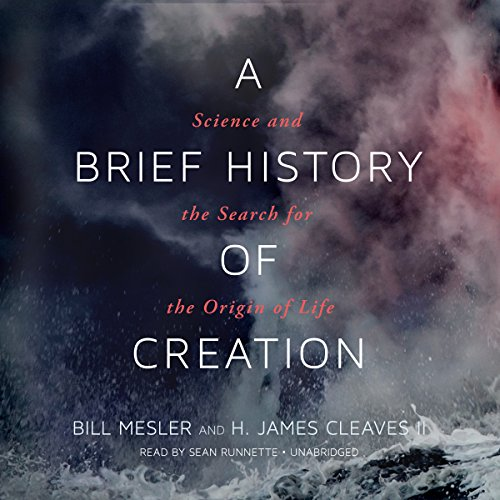 A Brief History of Creation  Audiolibri