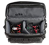 Navitech Sac de transport Gris avec bandoulière pour Virhuck T915 2.4 GHz Mini RC Drone