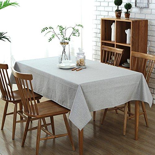 Premium Grey Wipe Clean Tableclo...