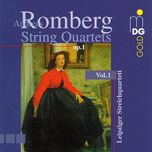 Romberg: String Quartets Vol. 1