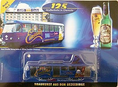 Straßenbahn-Modell - Einsiedler Brauerei Nr. 6 - Tatrabahn T3D anno 1994 von Unbekannt