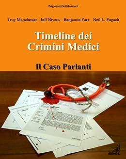 Timeline dei Crimini Medici di [Giornalisti ed esperti medici]
