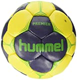 Hummel Kinder Premier Handball, Ombre Blue/Yellow/Green, 1