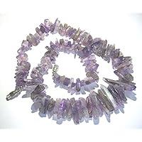 Schöne Amethyst 45,7cm Edelstein Halskette Crystal Healing Frauen Geschenk Positive Energie Fashion Wicca Jewelry... preisvergleich bei billige-tabletten.eu