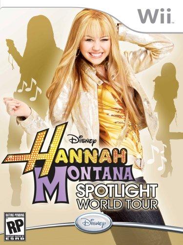 Hannah Montana: Spotlight World Tour / Game