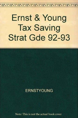 ernst-young-tax-saving-strat-gde-92-93