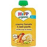 HiPP Organic Savoury Pouch - Creamy Tomato & Leek Pasta 130g