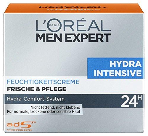 L\'Oreal Men Expert Hydra Intensive Feuchtigkeitscreme, 50 ml