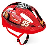 Disney Kinder Sports Bike helmet CARS, Mehrfarbig, Medium, 9000