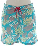 Shiwi Damen Badeshorts Strandshorts Shorts Hellblau L